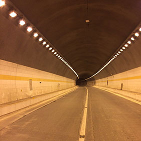 Tunnel light Projects