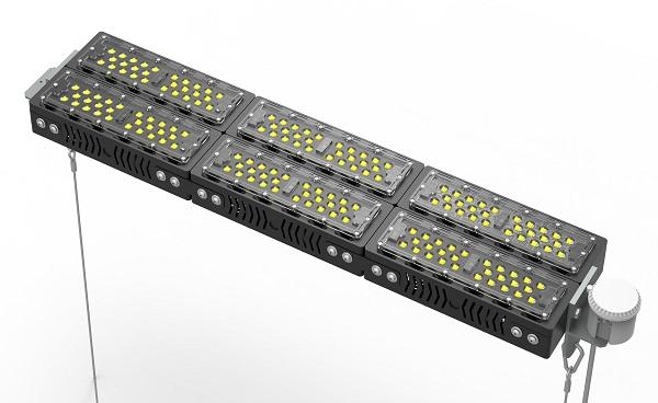 250W Linear Industrial Light