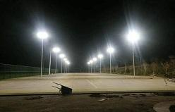 Football Pitch Project with 300W